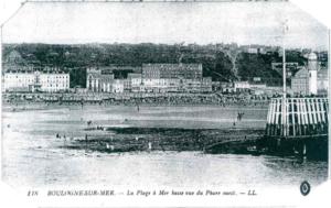 Boulange sur Mer La Plage
