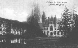 Chateau des Trois Tours