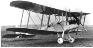 Royal Aircraft Factory BE2