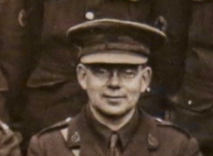 Colonel Davies of the 130th (St. John) Field Ambulance