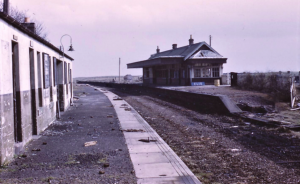 Elie Station in 1967 2 years after closure. https://www.railscot.co.uk/img/58/875/