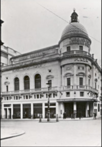 The Plaza Picture House at Piccadilly Circus