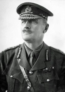Field Marshall Viscount Allenby 1861-1936