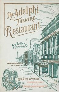 Gatti's Adelphi Theatre Restaurant