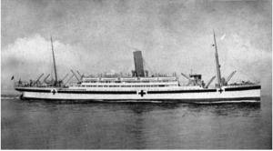 HMHS Essequibo