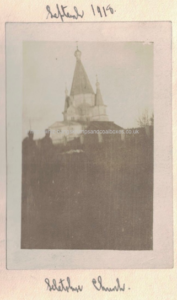 Seletskoe Church