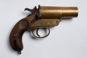 A 1916 Pistol, 1976_448 Photo from Black Country Museums via CC