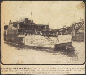 SS. Earl of Forfar