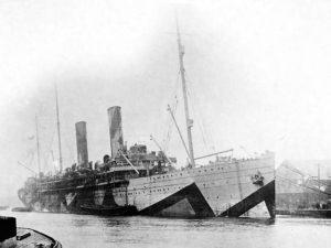SS Kildonan Castle