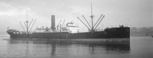 SS Cape Verde in Vancouver.